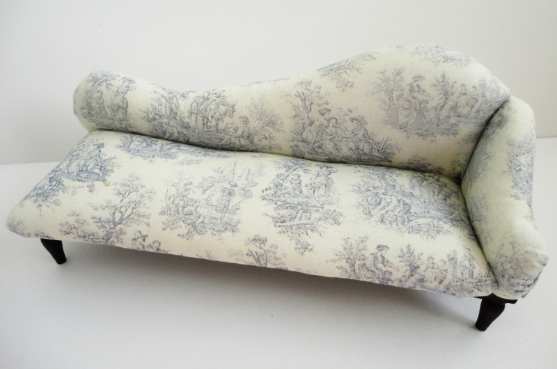 Orsi 39 s miniatures - Changer toile chaise longue ...